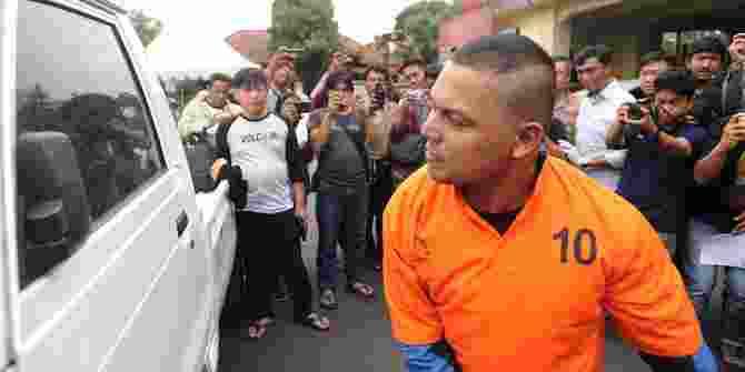 Finalis Indonesian Idol Dede Richo Ditangkap Polisi Terkait Pencurian