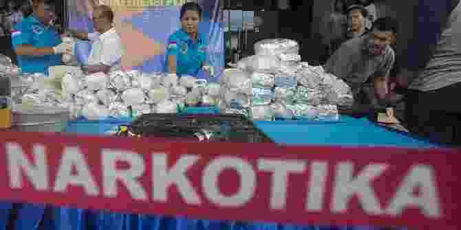 Ketua DPR Khawatirkan Pelabuhan Tikus Sebagai Tempat Penyelundup Narkoba