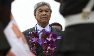 KPK Malaysia Mengamankan Mantan Wakil PM Malaysia
