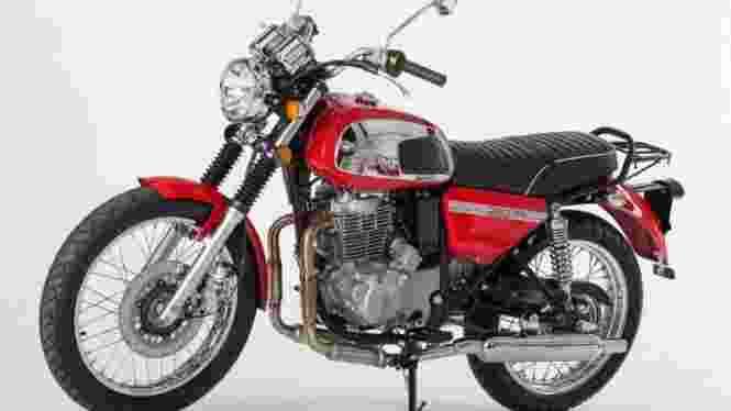 Mahindra Berencana Meluncurkan Motor Klasik Bernama Jawa