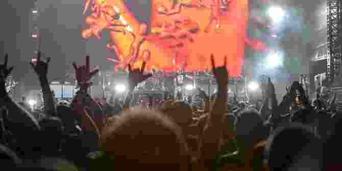 Guns N Roses Sukses Menghibur Para Penggemar Di Jakarta