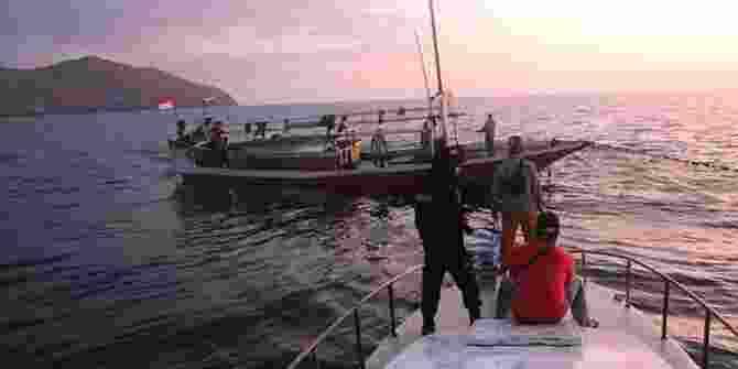Hilang Kontak 16 Nelayan Dari Aceh Ditangkap Di Myanmar