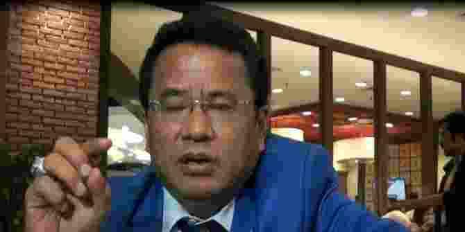 Hotman Paris Bantah Kabar Tentang Bergabung Tim Prabowo