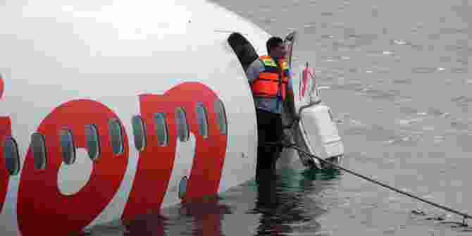 Penjelasan Lion Air Soal Adanya Teknisi Di Penerbangan JT 610