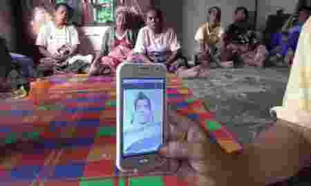 Kesedihan Keluarga Korban Penembakan KKB Di Papua