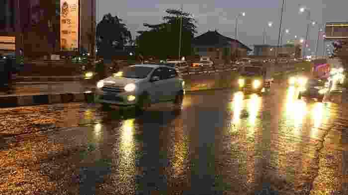 Prakiraan Cuaca Tegal Raya Akan Hujan Ringan