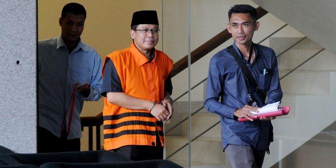 Kasus Suap Taufik Kurniawan KPK Periksa 2 Anggota DPR