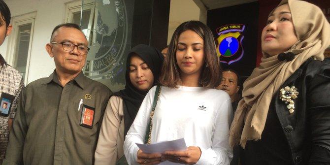 Pengacara Tidak Mendampingi Vanessa Angel Di Kasus Prostitusi Artis