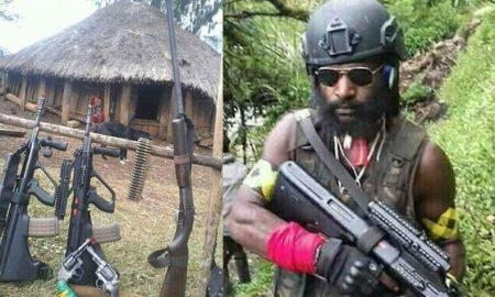 TNI Dan Pemberontak Di Papua Kontak Senjata 1 Aparat Tewas