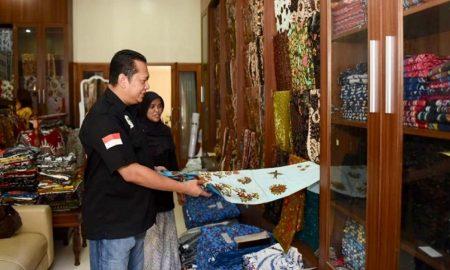 Bamsoet Terus Mendorong Eksistensi Batik di Dalam dan Luar Negeri