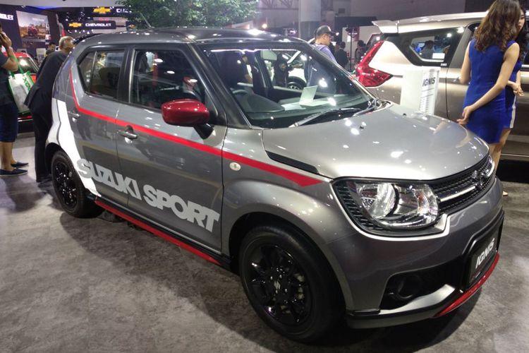 Suzuki Dikabarkan Hentikan Produksi Ignis