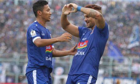 Arema Akan Menggetarkan Publik Bekasi Lantaran Bertemu Bhayangkara FC