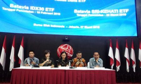 Batavia Properindo Aset Manajemen Menerbitkan Dua ETF Anyar 2019 Ini