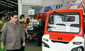 Puluhan Negara Memesan Mobil Pedesaan Buatan Indonesia