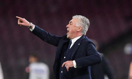 Ancelotti Kecewa Napoli Ditahan Genoa