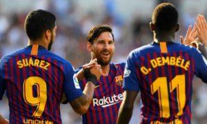 Barcelona Ingin Mengamankan Gelar Juara Liga Spanyol