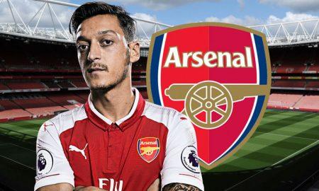Daftar Gaji Pemain Arsenal, Mesut Ozil Tertinggi