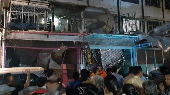 Instalasi Gas Rumah Tangga Disebut Bukanlah Faktor Ledakan di Medan