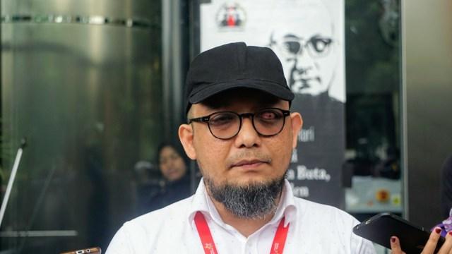 Joko Widodo Minta Kasus Novel Jangan Dikembalikan Kepadanya Lagi