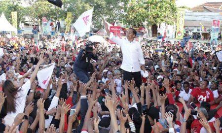 Jokowi Menegaskan TKA di RI Tidak Sampai 1 Persen