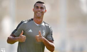Juventus Memiliki Cara untuk Menampik Isu Kepergian Cristiano Ronaldo