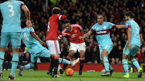 Manchester United Bakal Berhadapan dengan Ketangguhan West Ham United