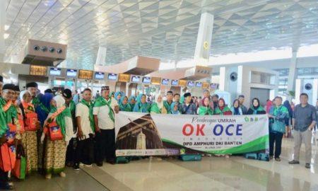 OK OCE Indonesia Mengincar Bisnis Perjalanan Umrah
