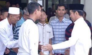 Prabowo Menggelar Syukuran dan Jokowi Istirahat di Bogor