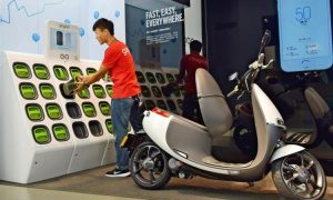 Taiwan Berikan Subsidi untuk Motor Listrik