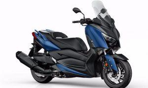 Yamaha XMax Sekarang Memiliki Fitur Seperti Moge