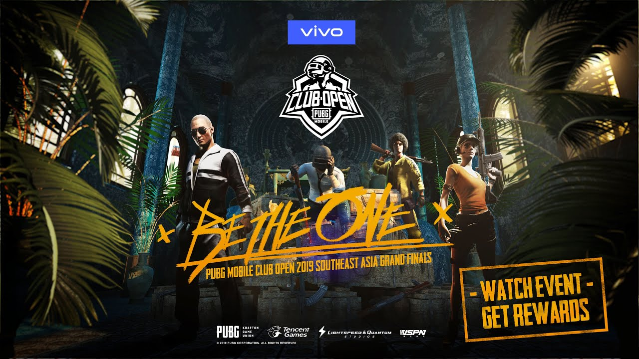 Grand Final PUBG Mobile Club Open SEA 2019 Dipadati Ribuan Penonton