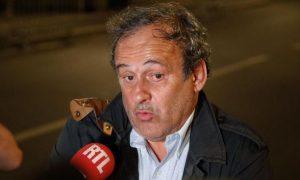 Setelah Diperiksa, Michel Platini Dibebaskan