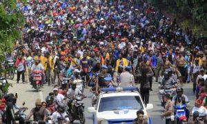 Bandara Sorong Lumpuh Akibat Kerusuhan di Papua