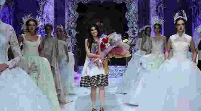 Imelda Kartini, perancang busana pengantin