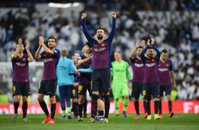 Barcelona Memainkan Tim Sama Saat Melawan Lyon - Berita ...