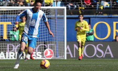 Debut Wu Lei di Espanyol Ditonton Puluhan Juta Masyarakat China