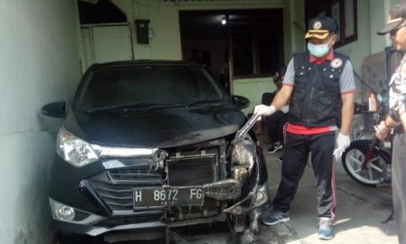 Mobil Warga Di Jateng Kembali Jadi Korban Teror Bakar