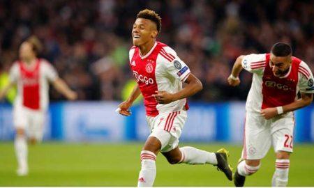 David Neres Diperebutkan PSG dan Liverpool Usai Jebol Gawang Juventus