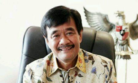 Djarot Saiful Hidayat Ikut Turun ke Jalan Menghadiri Kampanye Jokowi
