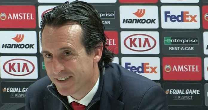Emery Senang Arsenal Tidak Grogi di Markas Napoli