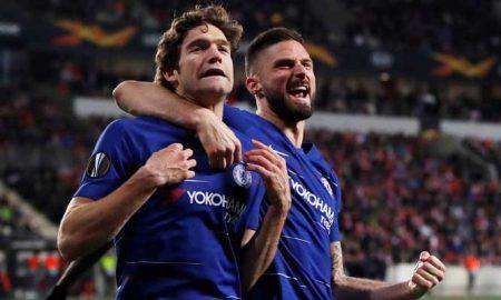 Gol Terlambat Alonso Mengantarkan Chelsea Raih Kemenangan Atas Slavia Praha