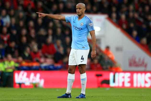 Kompany Minta Pemain Manchester City Beristirahat Tepat Waktu