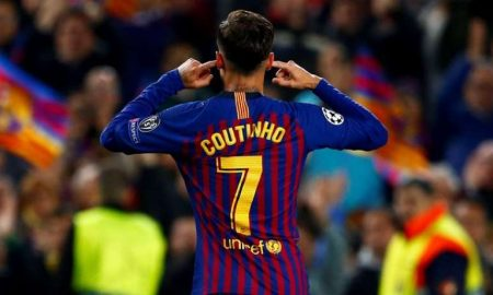 Philippe Coutinho Tertarik Pindah ke PSG