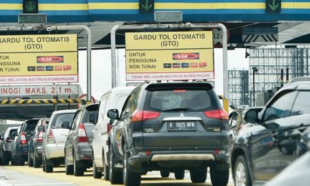 Sistem Transaksi Tol Terus Diuji Coba Menjelang Mudik