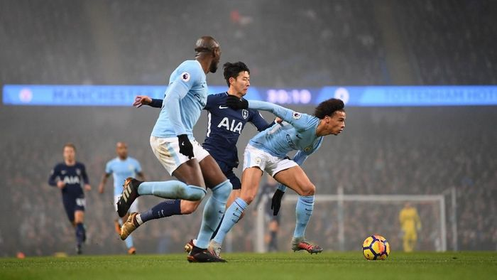 Spurs Mengantisipasi Keperkasaan Manchester City