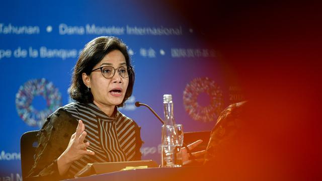 Sri Mulyani Berikan Pesan Kepada Presiden Bank Dunia Baru