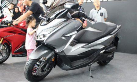 Terdapat Kabar Tentang Skutik Besar dari Honda Ini