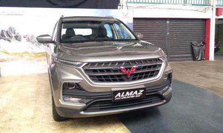 Wuling Almaz Memiliki Banyak Peminat di Indonesia