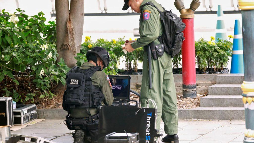 Bangkok Kembali Diteror Bom
