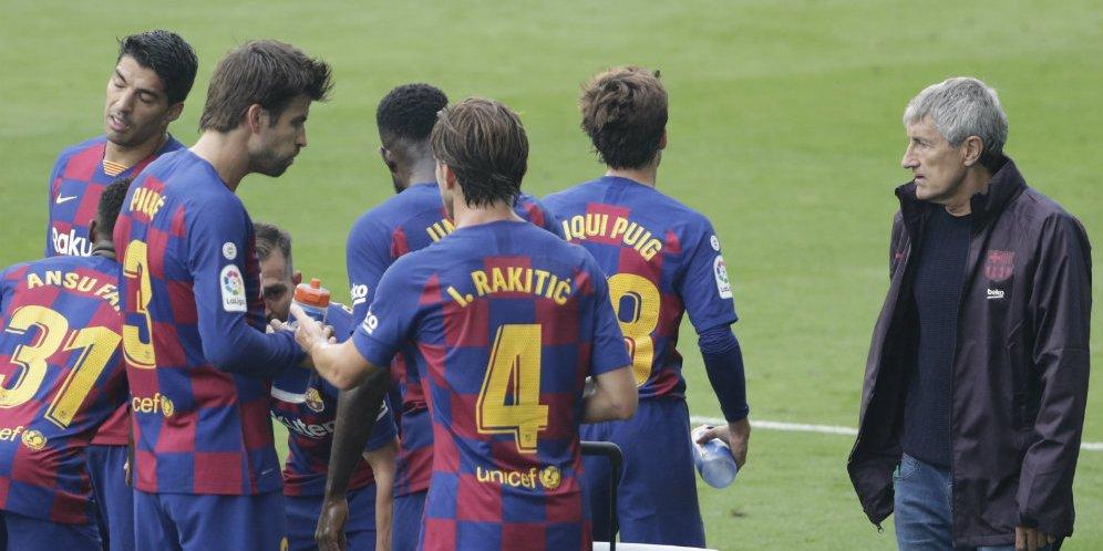 Siapakah Biang Kerok Kekacauan Barcelona? - Berita Hari ...